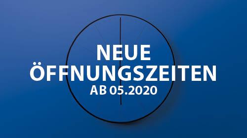 Eisen Fendt News - Neue Öffnungszeiten