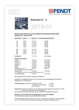 eisen-fendt-Aufpreislisten-Betonstahlgewebe-2020