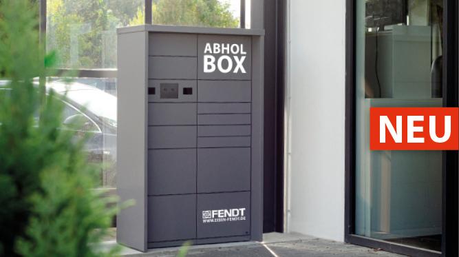 Eisen fendt News Abholbox 2020