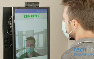 Eisen Fendt Marktoberdorf - techflixx body temp scan Fieber Scan News