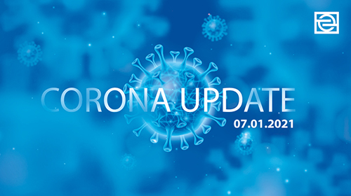 Eisen Fendt Corona News / Update 07-01-21